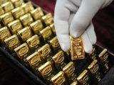 Déjà au plus haut depuis 2012 en dollars, l'once d'or profite des largesses budgétaires des Etats