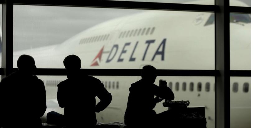 Un Boeing de la compagnie Delta Airlines (SIPA)