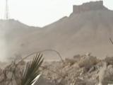 L'EI s'empare de la ville de Palmyre, les trésors antiques menacés