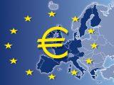 Inflation négative en février en zone euro