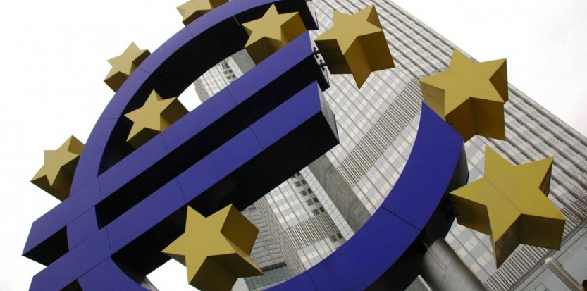 Le siège de la BCE a Francfort SINTESI/SIPA