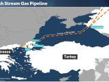Turkish Stream: suspension des négociations Russie / Turquie sur le gazoduc stratégique