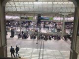 Branle-bas de combat à la gare de Lyon à Paris la veille du 11 mai