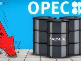 Le cours du pétrole au plus bas depuis 7 ans, plombé par l'Opep