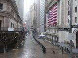 Wall Street fragilisée par une économie plus affectée que prévue par la pandémie