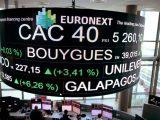 CAC 40 : Malgré une destruction d'emplois record aux États-Unis, le marché parisien finit bien la semaine