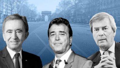 LAGARDERE S.C.A. : Face-à-face entre Arnault et Vivendi, avec l'avenir de Lagardère pour enjeu