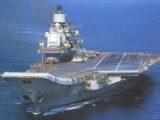 La Russie veut construire un porte-avions pour mise en service 2026-2027