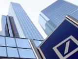 Une lettre 'explosive' adressée au patron de la Deutsche Bank