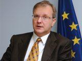 Olli Rehn (UE) exclut tout effacement de la dette grecque