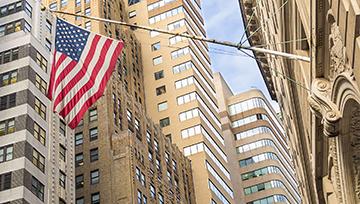 Reprise intraday du dollar américain après un IPC américain très bon.