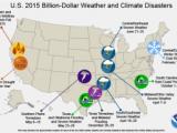 Le réchauffement climatique menacerait 2500 mrd de dollars d'actifs financiers, le pétrole dans la balance